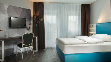 Best Western Hotel Mannheim City single room