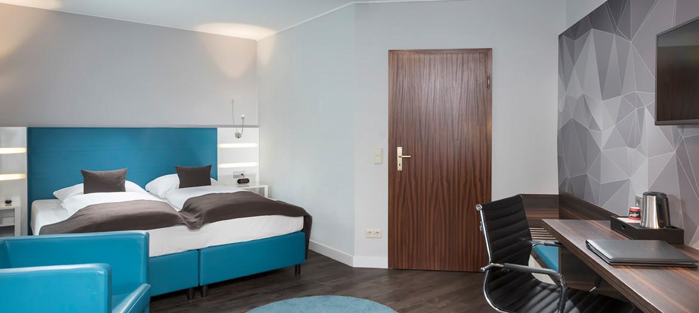 City Hotel Mannheim Zimmer